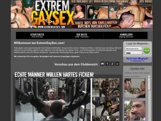 Extrem Gaysex